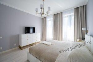 Дизайн перепланировки квартиры